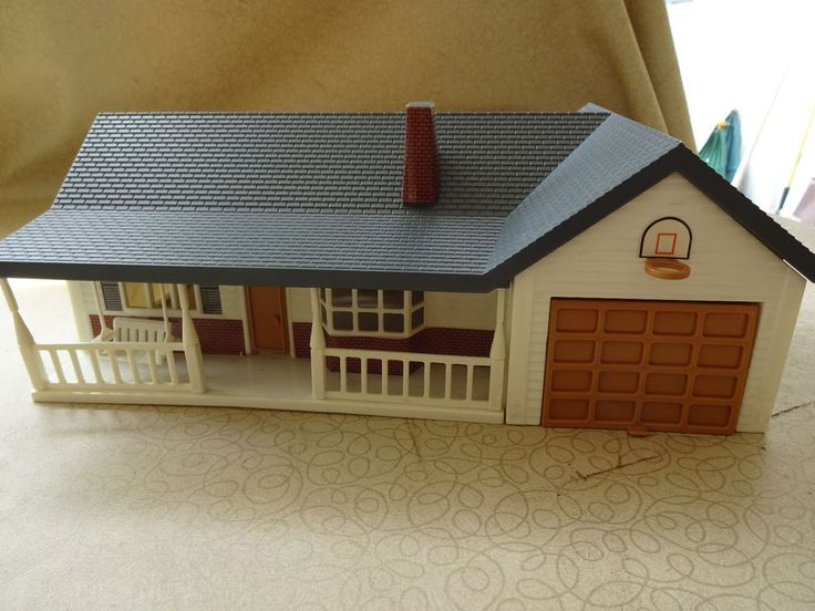 38 best images about ertl farm buildings on pinterest for Case di ranch single story