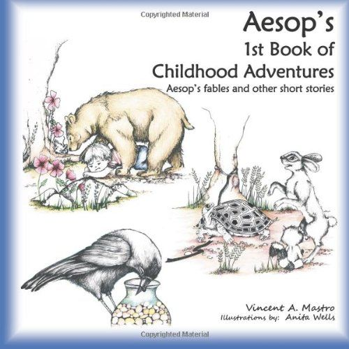 Aesop's Childhood Adventures: A Must-Have! #Aesop #stories #reading