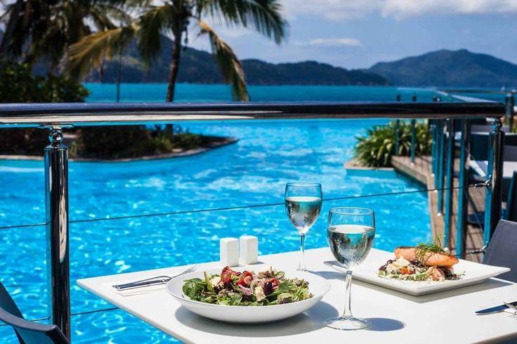 Hamilton Island Reef View Hotel - dining