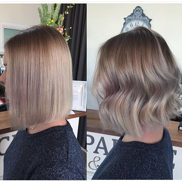 Balayage is a French colouring technique that was developed in the Its a random technique where the colour is applied by hand rather then using the.