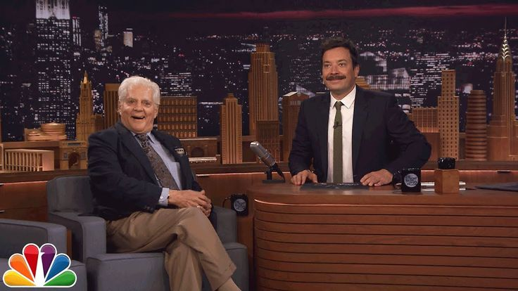 Jimmy Honors 92-Year-Old Audience Member Who Was a Guest on Johnny Carso...