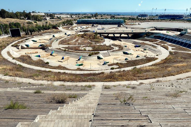 Olympic Canoe And Kayak Slalom Center, Athens, 2004 Summer Olympics Venue