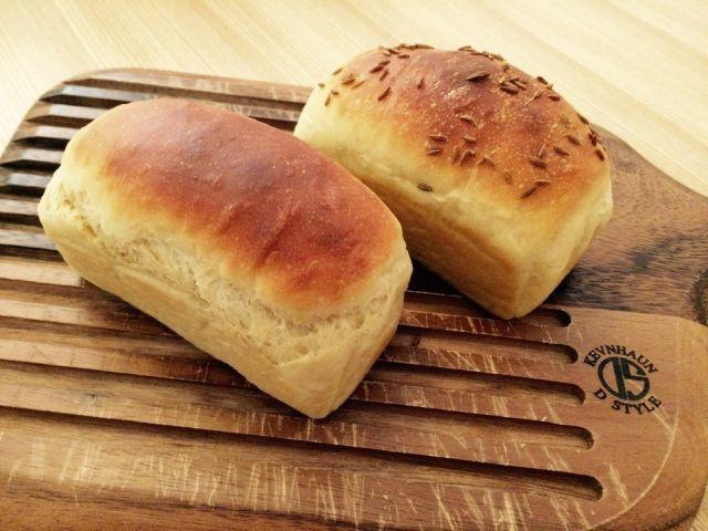 自宅で簡単、栗原はるみさんの「こねないパン」が人気♩