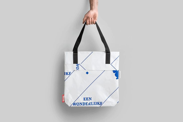 In collaboration with (eco)fashion designer Ellen Willink I made this sturdy bags of the vinyl advertising banners from A Wondrous Climb (check project on my Behance profile). These banners were designed by Studio Stephan Lerou and Nearest Neighbour.The…