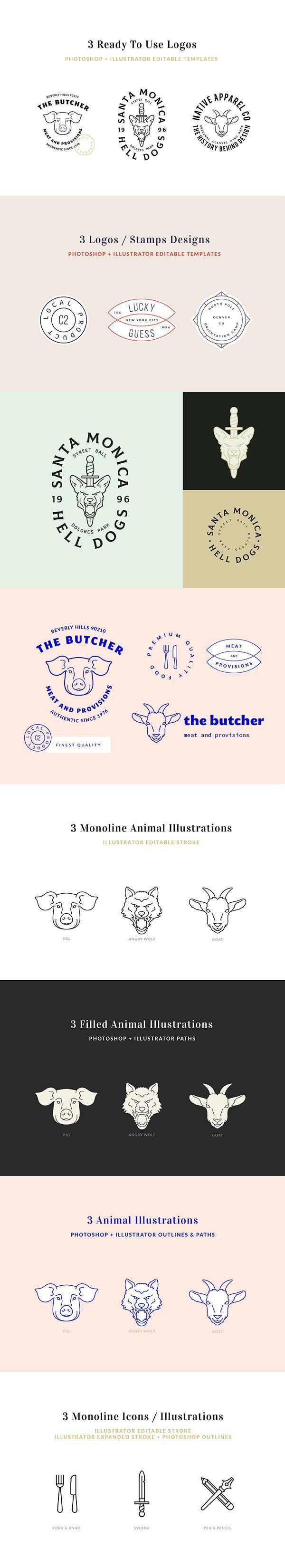 The Logo Kit – Free Sample