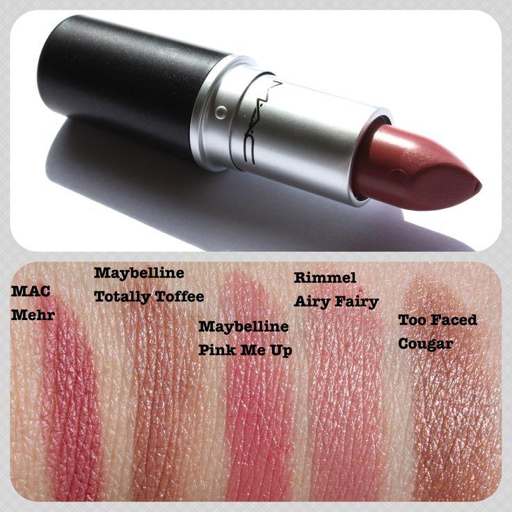 Bien connu Best 25+ Mac mehr dupe ideas on Pinterest | Mac brave dupe, Mac  YG43