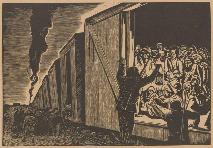 ¿Fueron artistas mexicanos los primeros en producir imágenes del Holocausto? - http://diariojudio.com/opinion/fueron-artistas-mexicanos-los-primeros-en-producir-imagenes-del-holocausto/220822/