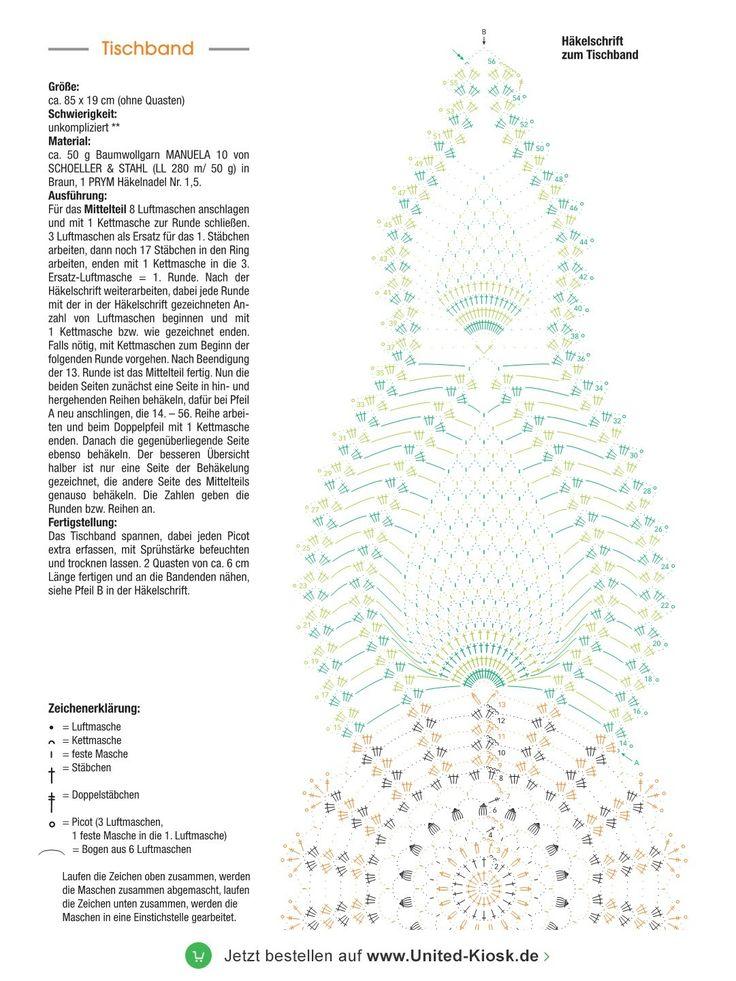 Dekoratives Häkeln Leseprobe | Ausgabe 131/2016 vom 31.08.2016