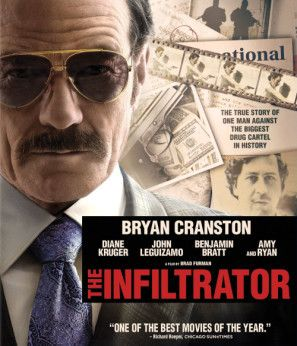 The Infiltrator (2016) movie #poster, #tshirt, #mousepad, #movieposters2