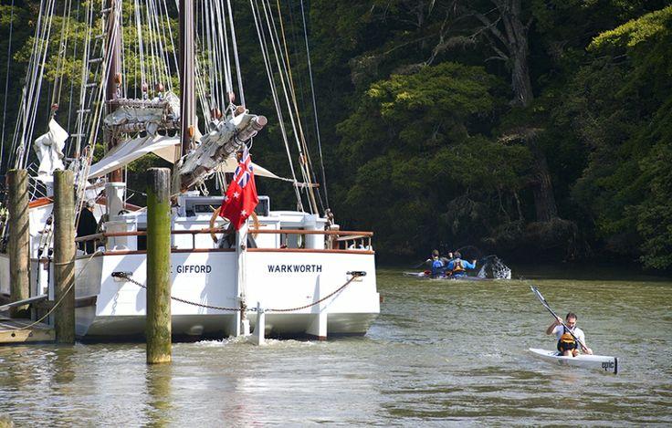 The Jane Gifford, Warkworth New Zealand