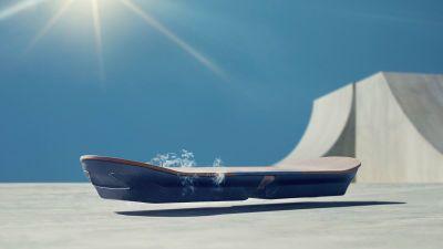 レクサスがついにホバーボードを完成させデモ走行&開発ムービーを公開 - GIGAZINE