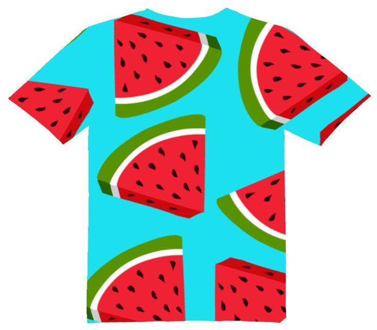 Watermelon Tee Shirt Watermelon wallpaper, Watermelon