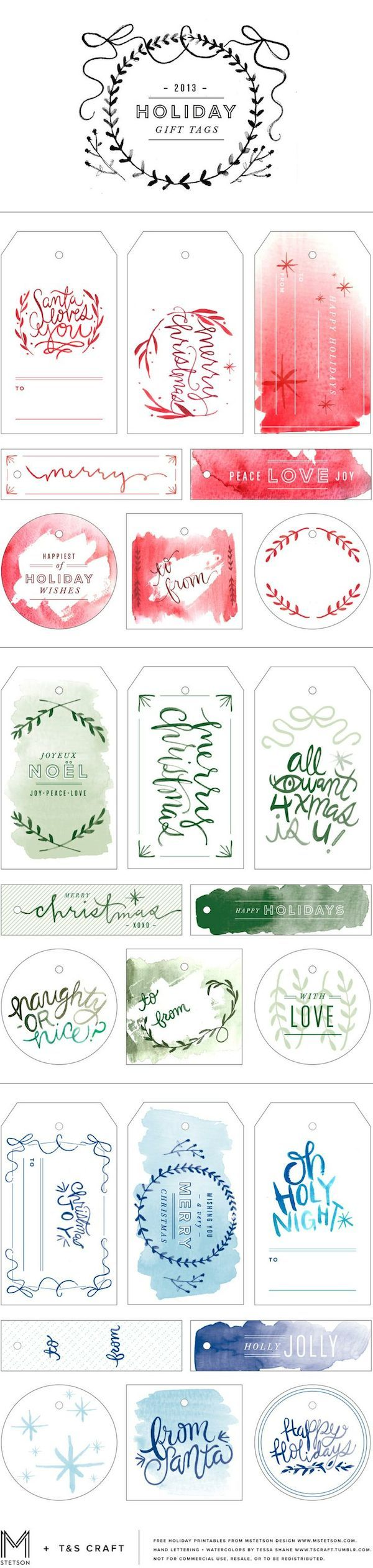 free christmas return address labels template - Ecza.solinf.co