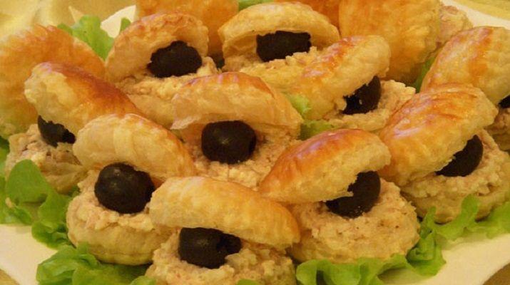 Ваши гости придут в полный восторг от невероятно интересной подачи закуски!