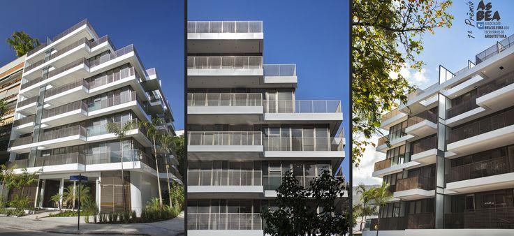 Edifício Rêve Leblon - 1º Prêmio ASBEA/RJ - Menção Honrosa na categoria…