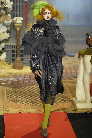 John Galliano, 2007/2008Fall-Winter Collection