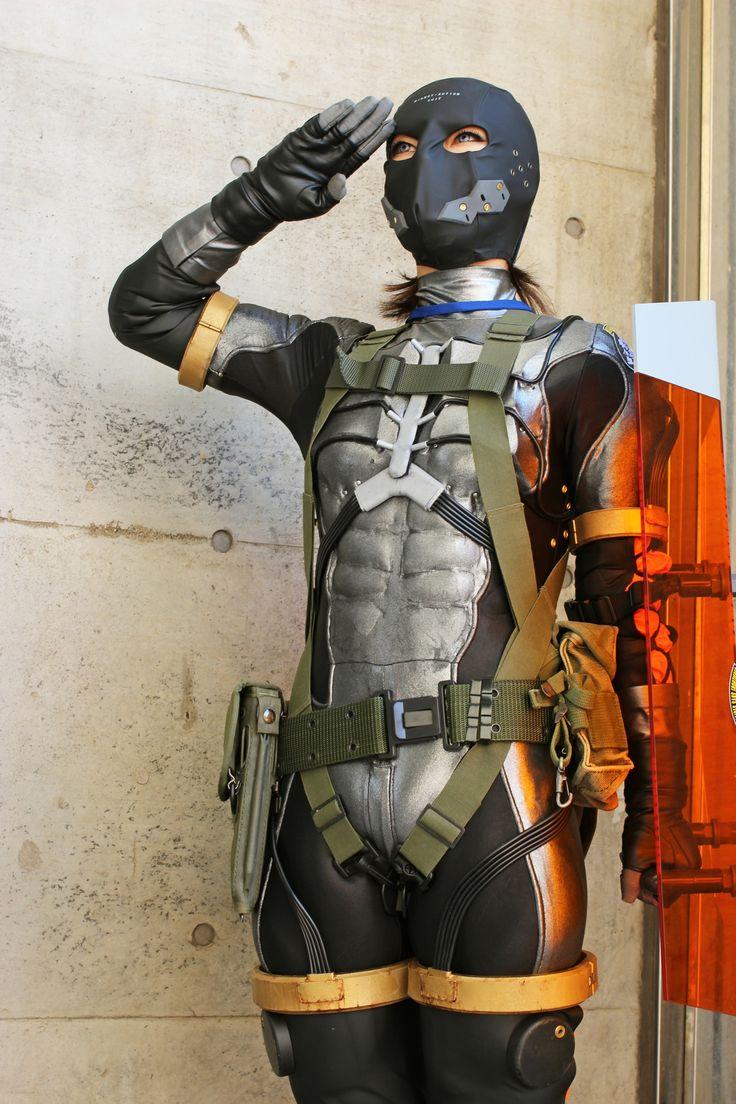 Omi Gibson MGS cosplay