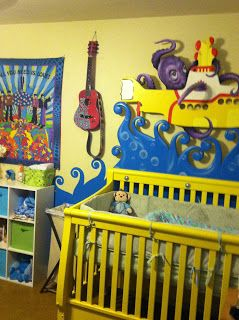Beatles Mama: The Beatles nursery