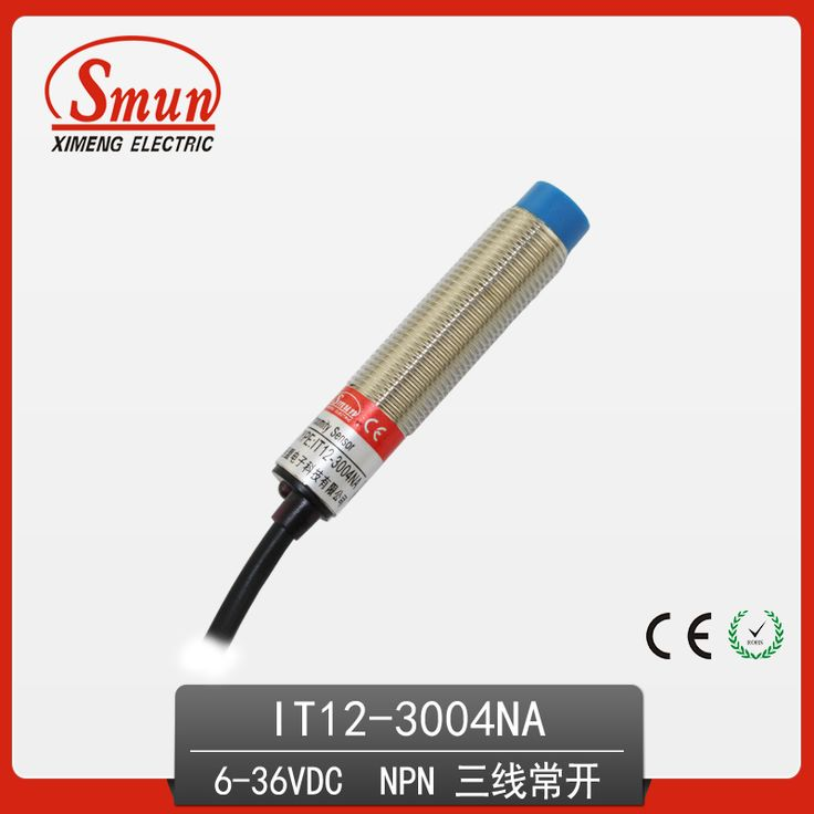 100% private brand New inductive proximity switch sensor  DC 6~36V NPN normally open position sensor