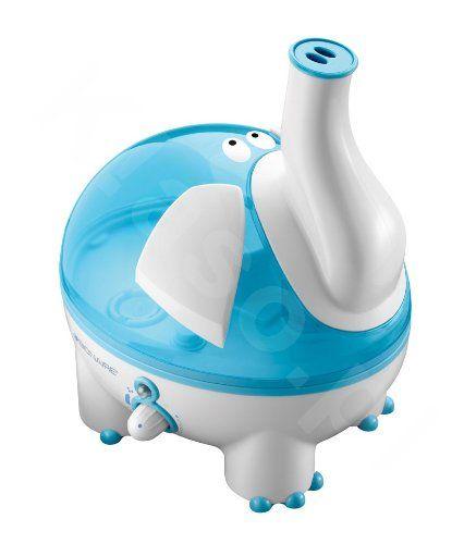 Electrodomestico - Bionaire BU1500-I – Humidificador infantil, diseño de elefante -  http://tienda.casuarios.com/bionaire-bu1500-i-humidificador-infantil-diseno-de-elefante/