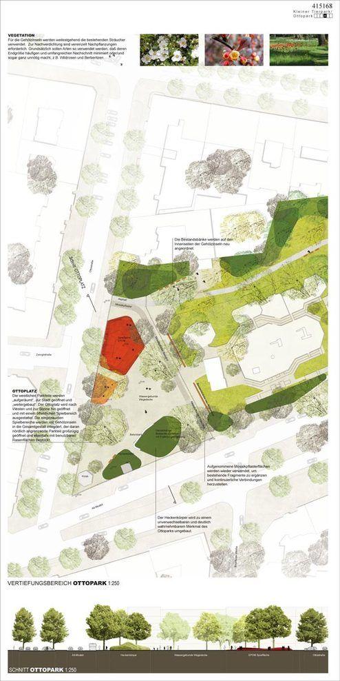 Latz + Partner (2010): Kleiner Tiergarten/Ottopark, Berlin (DE), via divisare.com
