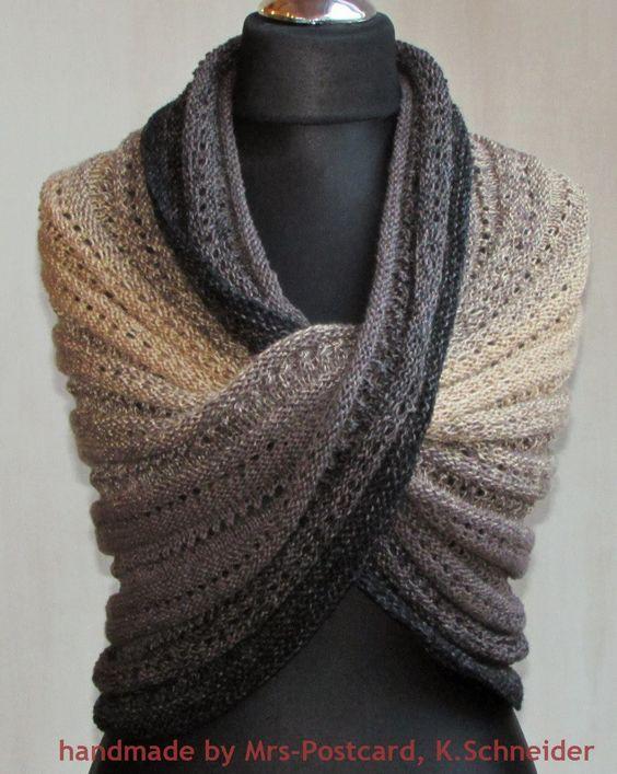 20 besten Loop Bilder auf Pinterest | Loop stricken, Schals tücher ...