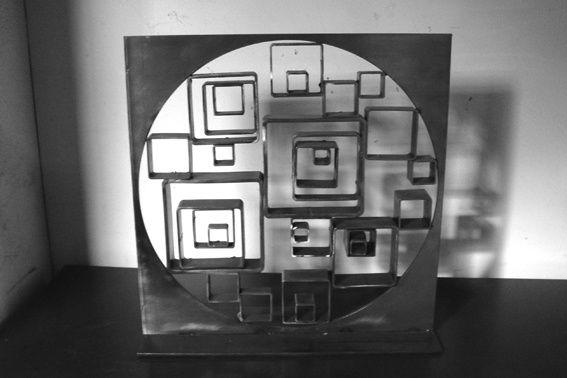 Art déco métal- Stéphane Rozand