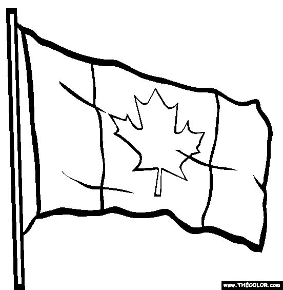 Free Remembrance Day Coloring Pages Color In This Picture Of A Canadian Flag And Others With Our Library Online Save Them Send