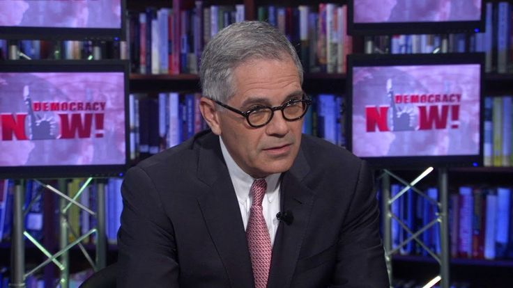 Meet Larry Krasner: Civil Rights Attorney, Death Penalty Opponent & Demo...