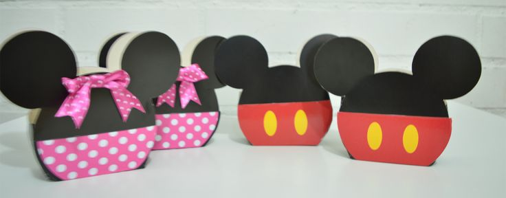 caja sorpresa Minnie MIckey  #mickey #birthday #minnie #disney #cumpleaños