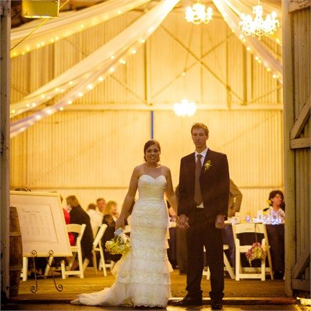 Natalie  Christophers Wedding - The Stunning Venue