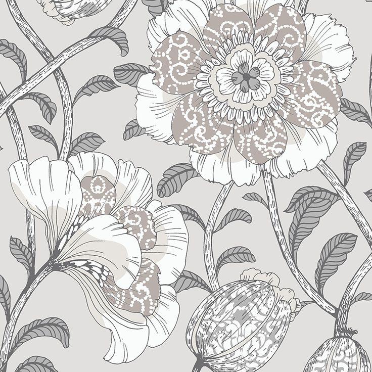 Muuan beigegrey by Tanja Orsjoki - Wallpapers / Tapetit