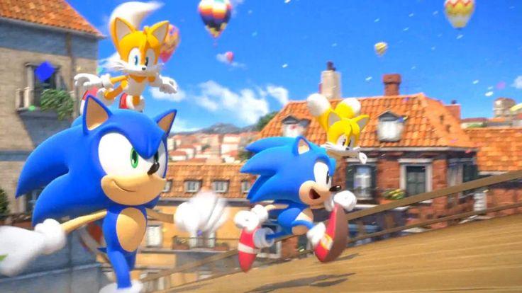 #Sonic Generations