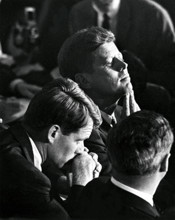 RFK & JFK - THEY would fix this world today , without doubt in my mind