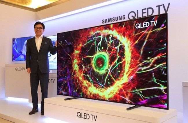 Freesync Is Coming To Your Samsung Qled Tv For Better Gaming Tv Lineup Samsung Electronics Projects Diy