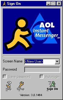 Born in the 90's: Instant Messenger | I was a 90's kid