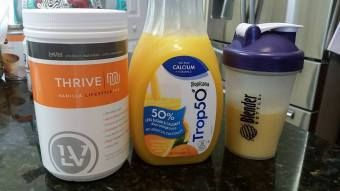 thrive-shake, Thrive vanilla shake, Creamsicle   Tired all the time and need more energy, Get more energy naturally - organic vitamins and minerals, healthy lifestyle, increase your energy!