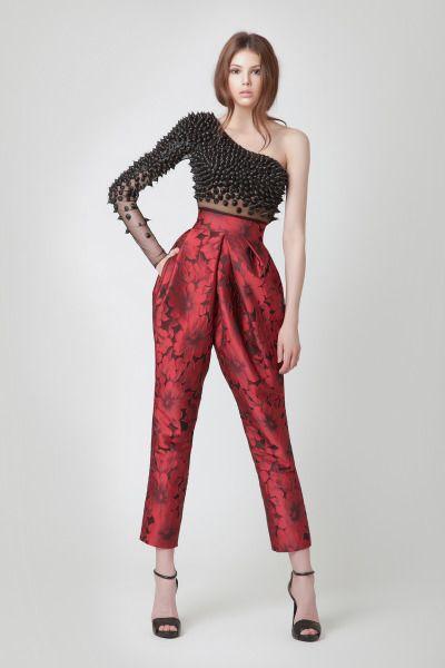 Jean Louis Sabaji | Spring/Summer 2015 | Couture Check more at http://www.blogyblog.net/jean-louis-sabaji-spring-summer-2015-couture/