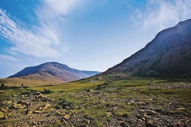 Hiking in Gros Morne National Park by Newfoundland and Labrador Tourism, via Flickr