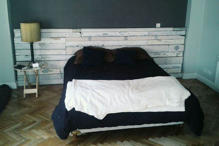 Respaldo de cama
