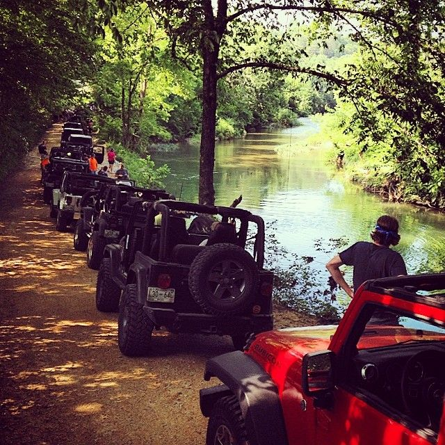 Friends make the trip fun...and Jeep makes it memorable! www.zimmermotors.com