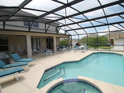 Emerald Isle 7 bed Villa - near Disney