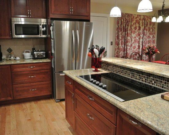 Classic Wood Kitchen   kitchen   Pinterest   Countertop