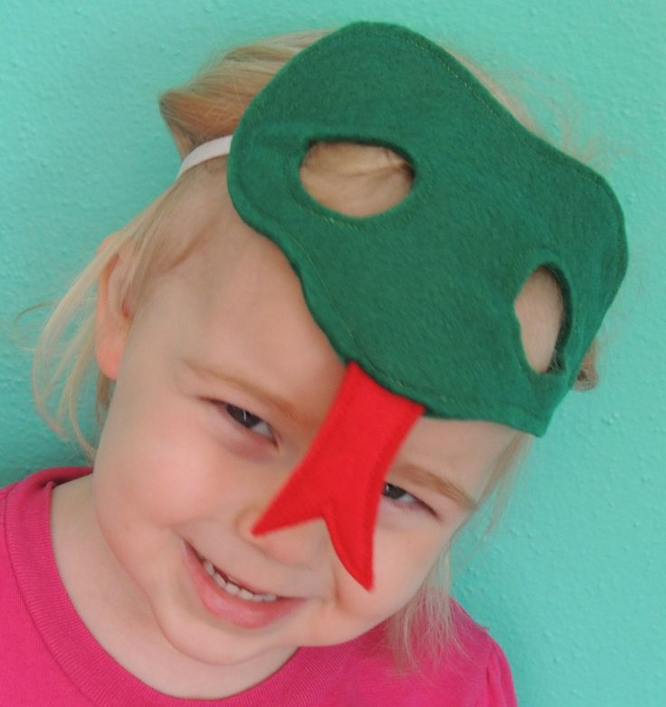 Snake+Felt+Animal+Mask++perfect+for+pretend+play+by+danijodesigns,+$9.00