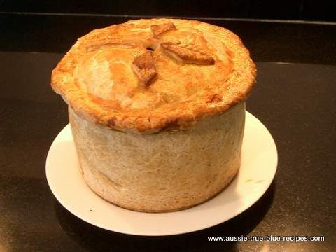 A delicious old-world Hot Water Crust Pastry recipe - ideal for those pies that are best served cold.