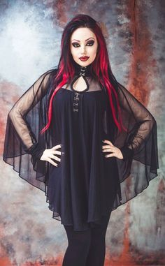 Necessary Evil Lydia Mesh Circle Dress An elegant draped circle dress from Necessary Evil, the Lydia circle dress is made from a sheer mesh. A high, ruched neck with hook and eye fastenings make it sup...