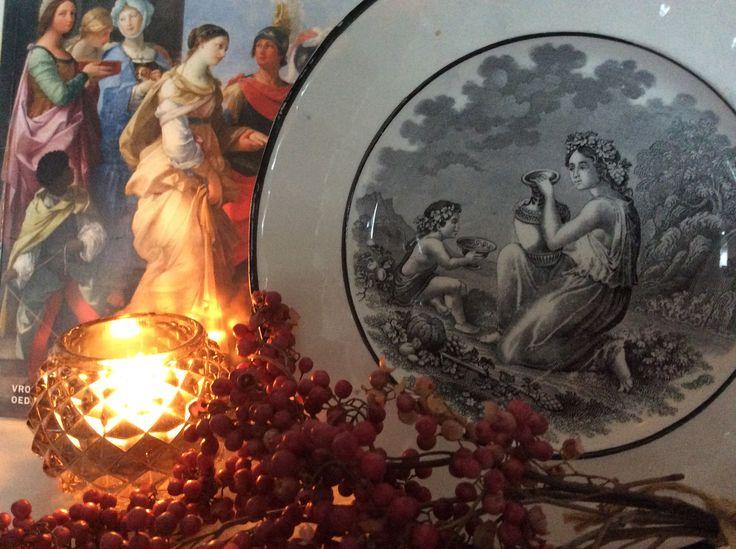 Petrus Regout - Mythology