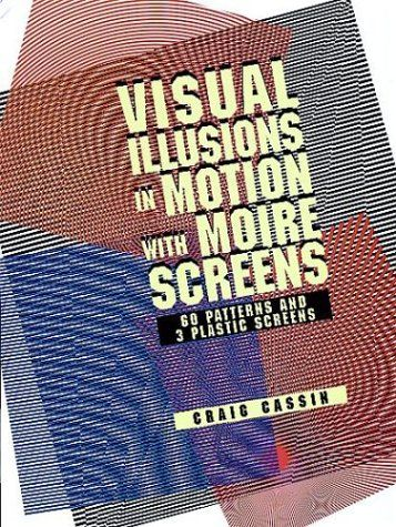 17 best books images on pinterest books amazon and book visual illusions in motion with moir screens 60 designs and 3 plastic screens dover fandeluxe Gallery