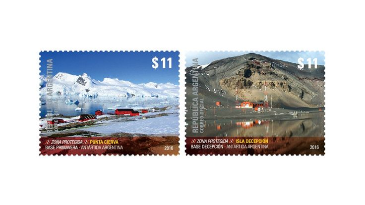 COLLECTORZPEDIA 25th Anniversary of the Protocol on Environmental Protection to the Antarctic Treaty