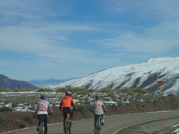 Tours en bicicleta por el Centro de Ski Lagunillas #TrekkingGbiketours //  Bicycle tours Ski Center Lagunillas  #TrekkingGbiketours